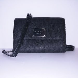 Michael Kors Small Black Crossbody